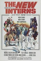The New Interns movie poster (1964) picture MOV_ea1ab6d7