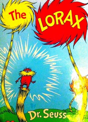 The Lorax movie poster (2012) poster MOV_ea1b6be8