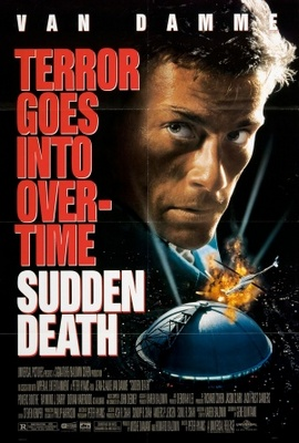 Sudden Death movie poster (1995) poster MOV_ea1d78d2