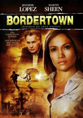 Bordertown movie poster (2006) poster MOV_ea254d4e