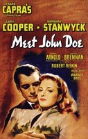 Meet John Doe movie poster (1941) picture MOV_95e741fa