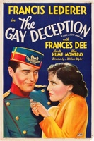 The Gay Deception movie poster (1935) picture MOV_ea2d81f4