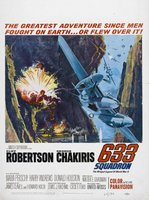 633 Squadron movie poster (1964) picture MOV_ea2e3620