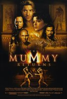 The Mummy Returns movie poster (2001) picture MOV_f5ec8603