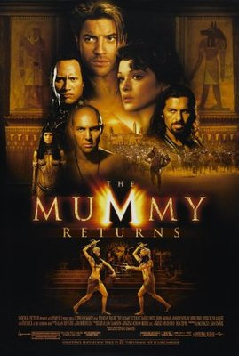 The Mummy Returns movie poster (2001) poster MOV_ea3c7914