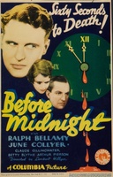 Before Midnight movie poster (1933) picture MOV_ea40d603