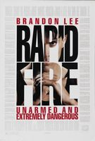 Rapid Fire movie poster (1992) picture MOV_ea44703c