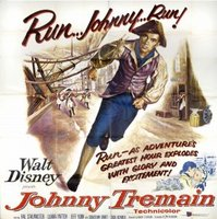 Johnny Tremain movie poster (1957) picture MOV_ea45b870