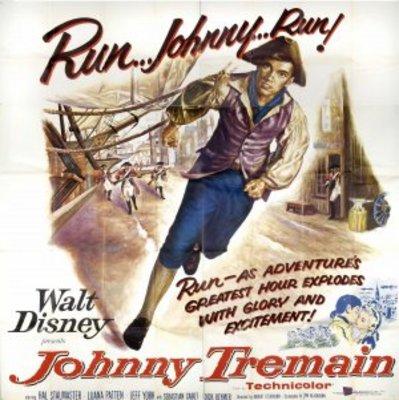 Johnny Tremain movie poster (1957) poster MOV_ea45b870