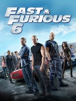Furious 6 movie poster (2013) picture MOV_ea4f7c13