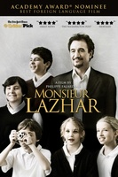 Monsieur Lazhar movie poster (2011) picture MOV_ea514bd0