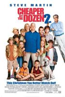 Cheaper by the Dozen 2 movie poster (2005) picture MOV_ea52bbd2