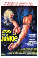 Story of a Junkie movie poster (1987) picture MOV_ea564e45