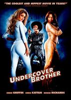 Undercover Brother movie poster (2002) picture MOV_ea5a4aea