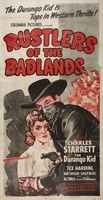 Rustlers of the Badlands movie poster (1945) picture MOV_ea683e36