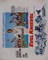Evel Knievel movie poster (1971) picture MOV_ea6d6fb9