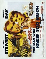 The Man Who Knew Too Much movie poster (1956) picture MOV_ea72d143