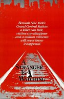 A Stranger Is Watching movie poster (1982) picture MOV_ea734f32