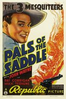 Pals of the Saddle movie poster (1938) picture MOV_ea73e88e