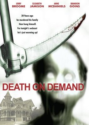 Death on Demand movie poster (2008) poster MOV_ea791436