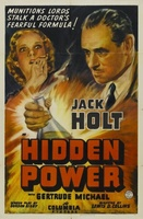 Hidden Power movie poster (1939) picture MOV_ea792be8