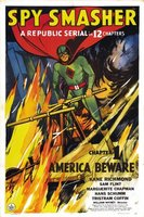 Spy Smasher movie poster (1942) picture MOV_70affd9e