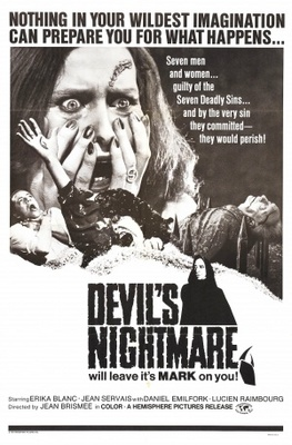 La plus longue nuit du diable movie poster (1971) poster MOV_ea810353