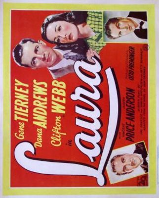 Laura movie poster (1944) poster MOV_ea82e1f1
