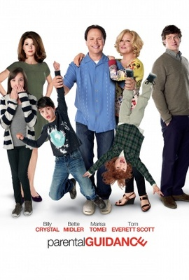 Parental Guidance movie poster (2012) poster MOV_ea8c32f8