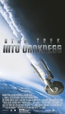 Star Trek Into Darkness movie poster (2013) poster MOV_ea8fb41f