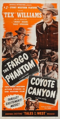 The Fargo Phantom movie poster (1950) poster MOV_ea9052a2