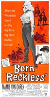 Born Reckless movie poster (1958) picture MOV_ea9216a0