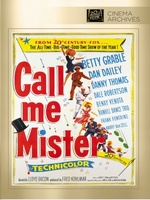 Call Me Mister movie poster (1951) picture MOV_ea94699c