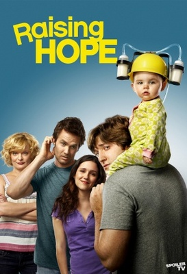 Raising Hope movie poster (2010) poster MOV_ea97a336