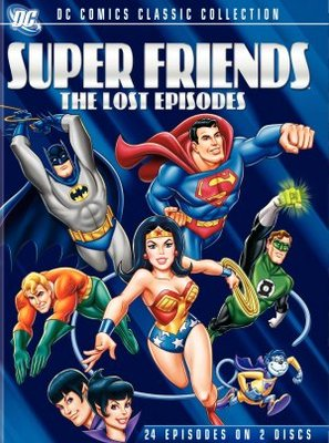 Super Friends Movie Poster 1980 MOV Ea987a6d