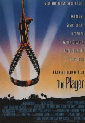 The Player movie poster (1992) poster MOV_ea9aa206