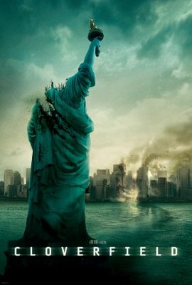Cloverfield movie poster (2008) poster MOV_ea9d0b57