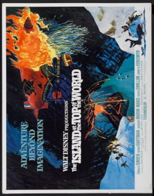 The Island at the Top of the World movie poster (1974) poster MOV_eaa4181f