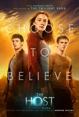 The Host movie poster (2013) poster MOV_eaa58c5f