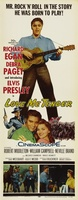 Love Me Tender movie poster (1956) picture MOV_eaa8d8a1