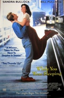 While You Were Sleeping movie poster (1995) picture MOV_eaac1758