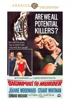 Signpost to Murder movie poster (1964) picture MOV_eaadc20e