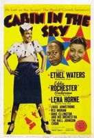 Cabin in the Sky movie poster (1943) picture MOV_eab0d80b