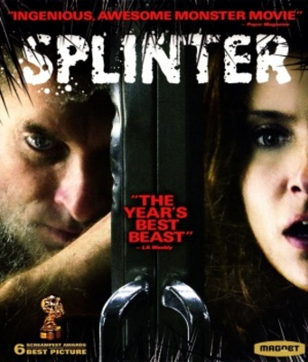Splinter movie poster (2008) poster MOV_eab1e3e9