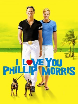 I Love You Phillip Morris movie poster (2009) poster MOV_eab82aae