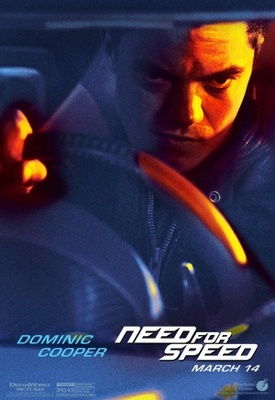 Need for Speed movie poster (2014) poster MOV_eaba9fbc