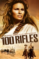 100 Rifles movie poster (1969) picture MOV_eabe04f5