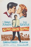 Sing Boy Sing movie poster (1958) picture MOV_eabf577c