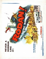 Sora no daikaijû Radon movie poster (1956) picture MOV_eac28c84