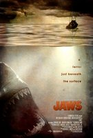 Jaws movie poster (1975) picture MOV_eac2d05a
